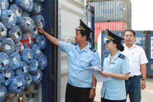 Dịch vụ khai báo hải quan thông quan hàng hóa