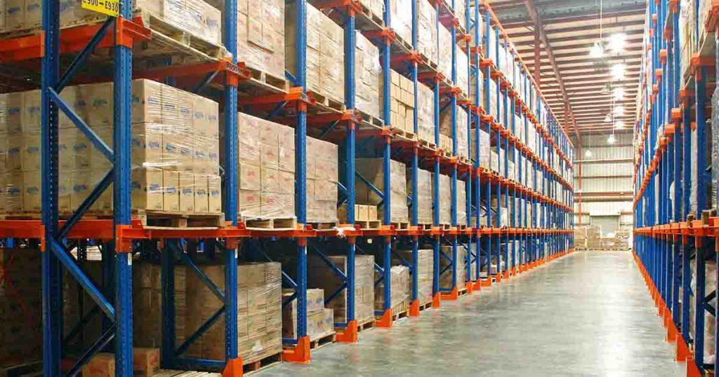 Dịch vụ kho bãi VNT Logistics
