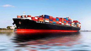 Dịch vụ vận chuyển container bằng đường biển quốc tế