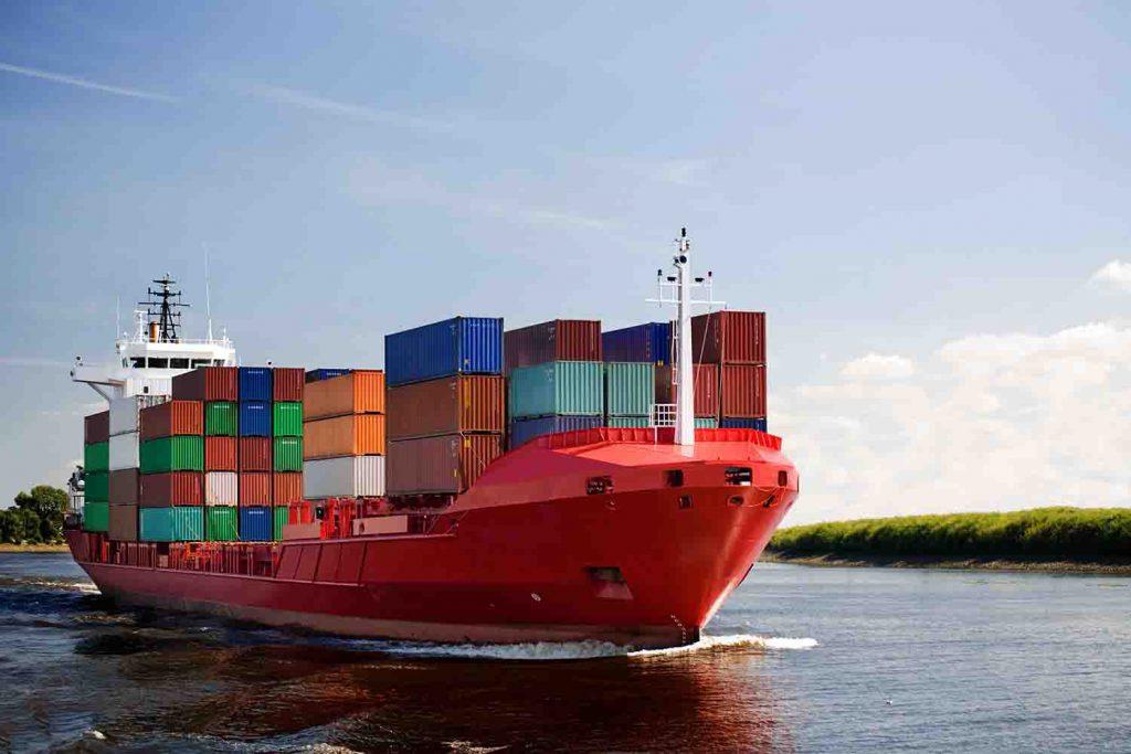 Dịch vụ vận chuyển hàng hóa bằng đường biển
