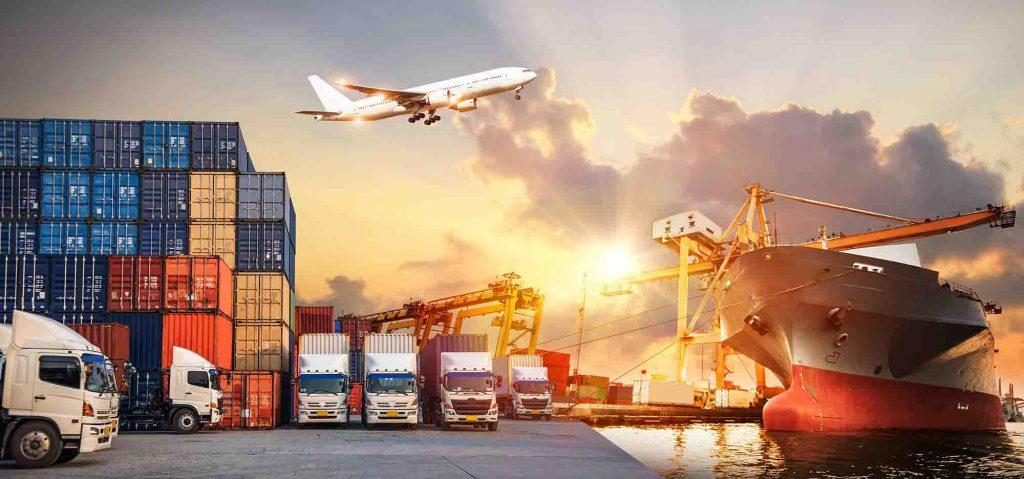 Dịch vụ vận tải đa phương thức quốc tế
