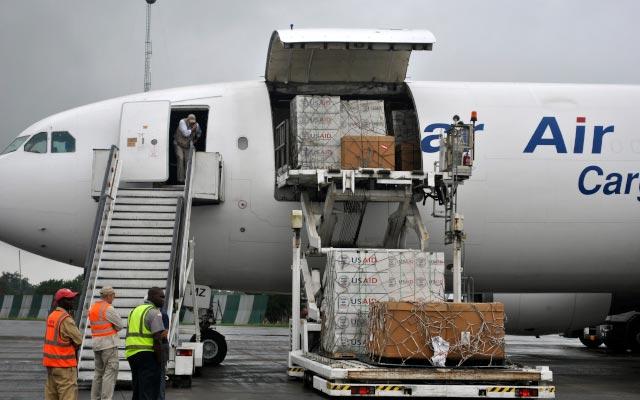Vận tải hàng hóa hàng không