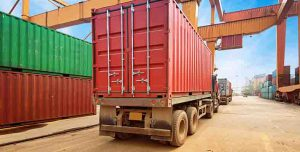 vận chuyển container đường bộ
